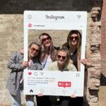 Instagram frame maken