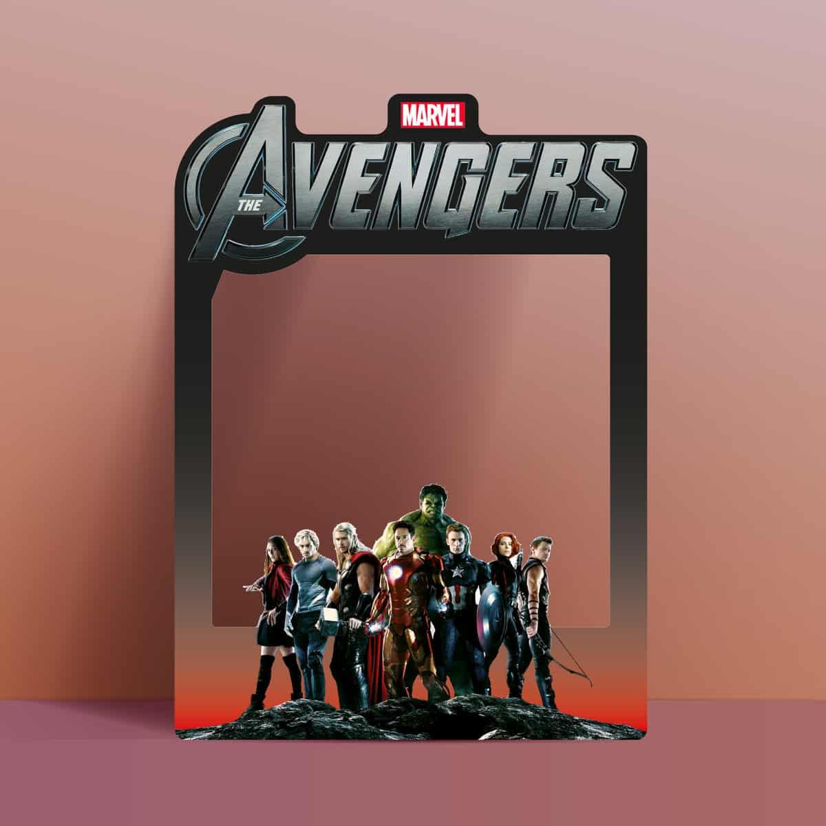 Avengers frame
