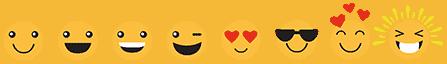Social Media emoji's