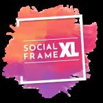 Social Frame XL logo - Social Media frame