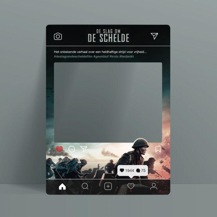 Slage om de Schelde cover - frame kopen